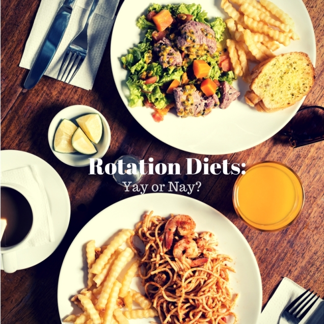 Rotation Diets-